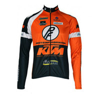 Wholesale women s bicycle jackets resale online - 2017 new Ktm Cycling jersey bicycle ropa ciclismo hombre mtb bike sports jersey cycling clothing long sleeve jacket maillot ciclismo C0129