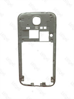 Wholesale Mid Frame Bezel - Middle Frame Bezel Mid Frame Plate Cover Housing Replacement for Samsung Galaxy S4 i9500 iI9505 i337