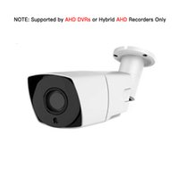 Wholesale Security Camera W - 2.0MP 1080P CCTV Camera AHD Outdoor Bullet Security Waterproof Home Improvement Day  Night: Auto(ICR)   Color   B W