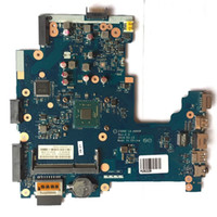 Wholesale Intel Socket Motherboard - Free Shipping 788004-501 for HP 240 G3 14-R Notebook motherboard ZS040 LA-A995P Rev 2.0 with Intel Pentium N2840