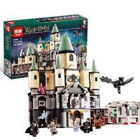 Wholesale Toy Castles For Children - Lepin 16029 Hogwarts Castle building bricks blocks Toys for children boys Game Model Car Gift Compatible with Bela Decool 5378