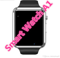Wholesale Smart Watch Sync - Smart Watch A1 Clock Sync Notifier Support SIM TF Card Connectivity For ios and Android phone watch