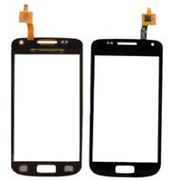 Wholesale Galaxy Wonder - High Quality New Front Touch Screen Digitizer Glass for Samsung Galaxy W Wonder i8150 free shipping
