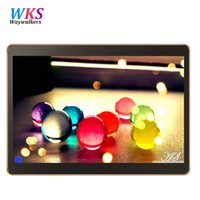 Wholesale Smartphone Slim - Wholesale- waywalkers M9 4G LTE Android 6.0 10.1 inch tablet pc octa core 4GB RAM 64GB ROM IPS Bluetooth Tablets smartphone computer MT8752