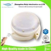 Wholesale Sound Sensor Activates Led - ON SALE CE fashion big Hot wheel LED sound&light activated Sensor Lamp Global auto on off 3W high brightness lights