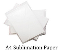 Wholesale Sublimation Inks - 100 Sheets A4 Sublimation Paper For 3D Sublimation machine Ink Printer High Transfer Rate Mug,Glass Rock For Heat Press Machine