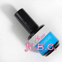 Wholesale Nail Seals - Wholesale-14ML UV Topcoat Gel Top Coat Seal Glue Acrylic Nail Art Tips Polish Gel Polish Nail Topcoat Gloss 1pc