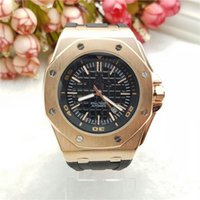 Wholesale Gold Watch Brown Leather Strap - 2017 latest version of the leather strap fashion brand high quality clock men's watch casual leisure2