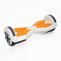 Wholesale New Electric Lamp - New 6.5inch Smart Balance Wheel With Race Lamp Hoverboard Electric Skateboard Unicycle Drift Scooter Hoverboard Abroad Fedex or Ups Shipping