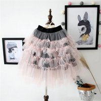 Wholesale Lace Skirt Cake For Girls - Baby Girl Kids Cute Fluffy Tutu Party Dance Cake Skirts Pettiskirt for Party
