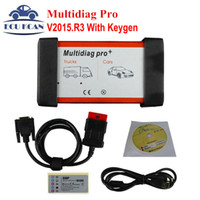 Wholesale Cdp New Design - Wholesale- New Design Multidiag Pro As CDP VCI Multi diag V2015.R3 With Keygen CDP Pro TCS CDP No Bluetooth Multi-diag Pro