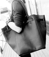 Wholesale brand new handbag price - Wholesale-2016 new famous brand designer women's handbag casual tote shoulder bag high quality PU leather blosa feminia dollar price