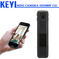 Купить Dv Camara-Оптово-Spy мини камера C11 Mini DV камеры HD 1080P Micro камера Digitale DVR Cam Video диктофон мини-видеокамера Камара