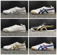 Wholesale Comfortable Running Shoes For Men - 2017 Asics  Tiger Running Shoes For Men & Women, Comfortable Top Quality MEXICO 66 Athletic Sport Sneakers Eur 36-44