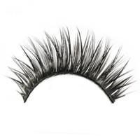 Wholesale Makeup Band - Natural False Eyelashes Black 1 Pair False Eyelashes Long Eyelash Eye Lashes Extension Band Makeup New