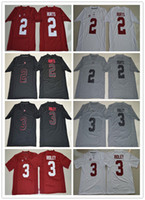 34b98fe2232 Blackout #2 Jalen Hurts #3 Ridley Heather Gray Alabama Crimson Tide College Football  Limited Jerseys Gridiron Gray Stitched Jerseys · Nike ...