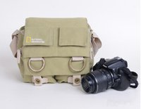 Wholesale National Geographic Camera Shoulder Bag - National Geographic NG2345 High Quality Waterproof&Shockproof Digital Camera Bags Men Women Lens Cases for Canon Nikon Sony