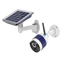 Wholesale Solar Pir Camera - 720P Solar Mobile WiFi PIR Camera with Infrared LED for Outdoor IP65 Waterproof Motion Detect & Remotely Wake Up by Free APP