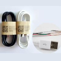 micro carregador cabos venda por atacado-Tipo usb cabo c cabo micro usb cabo de carregamento android lg g5 google pixel sincronização de dados adaptador de cabo de carregamento carregador para s7 s8