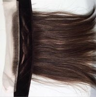 Wholesale Brazilian Invisible - Hot Sale Real Human Hair Headband Best Hair Accessory Freestyle Invisible Iband Lace Grip For Jewish Wig Kosher Wig
