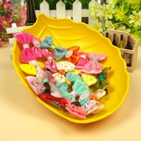Wholesale Hairpins Teddy - High Quality Plastic Elegant Bow Tie Pattern Pet Dog Cat Hairpin Teddy Dogs Hair Decor Accessories Christmas Festive Supplies