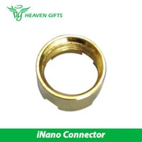 Eleaf iNano Connector Connect iNano Atomizer a iNano Battery fit para Eleaf iStick Starter Kit 100% Original DHL Envío gratis