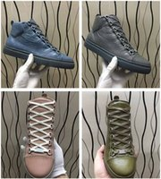 Wholesale 38 d - High-end high quality leather leisure for men's shoes 38-46 Fashion has a personality lace-up shoes For all kinds of occasions
