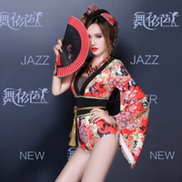 Wholesale Ds Bar - 2016 new fashion red printing female bar Ds costume sexy dj singer party nightclub dancer stage wear performance women bodysuit