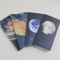 1 Pc / Pack Dream Planet 48k línea de coches retro este Diario Blue Fruit Stationery Cuaderno al por mayor
