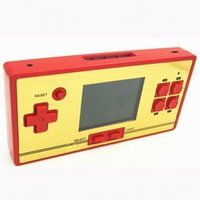 Wholesale Games Posts - Free Shipping New Hot Selling Classic Station Portable Children Handheld Game Console Player RS20 With Game Card By Post