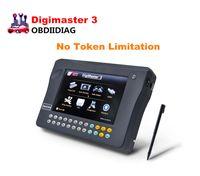 Wholesale Odometer Key - Original YANHUA Digimaster 3 Odometer Correction Master No Token Limitation digimaster3 for Odometer Audio Airbag ECU Pin key
