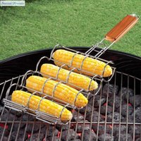 Wholesale Corn Sticks - Wholesale- Sweettreats BARBECUE CORN GRILL BASKET