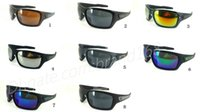 Wholesale color frame clear glasses wholesale - 100% New Summer sunglasses man woman Turbine sunglass Outdoor cycling sports sunglasses googel glasses free shipping mix colors.