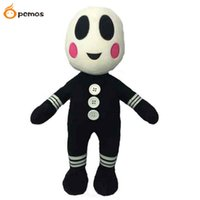 """Wholesale Clown Stuffed Toy - Wholesale- [PCMOS] [PCMOS] 2016 New Five Nights at Freddy's FNAF Marionette Clown 12"""" Soft Plush Toy Stuffed Doll Free Shipping 15122802"""