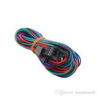 Wholesale Arduino 3d Printer - 5 Pcs 70cm 2 3 4Pin Cable set Female-Female Jumper Wire for Arduino 3D Printer B00173 JUST