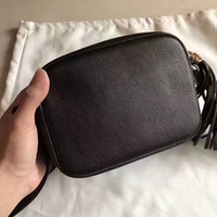 Wholesale Messenger For Ladies - Genuine Leather Messenger Bag Women Handbag Lady for cellphone wallet cash cards make up brand designer luxury famous top quality G260