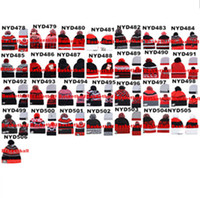 Wholesale Hip Hop Style Beanie Hats - Hot Sale winter Hat Cap Beanie wool knitted men women Caps 2017 NEW fation designer warm Skateboards beanie t Hip-Hop Unisex 1000+style