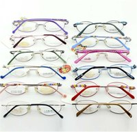Wholesale Metal Optical Spectacles - Disney children optical frame metal optical spectacles frame for children