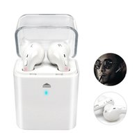 Wholesale Best Chinese Earbuds - 2017 Best Quality Fantime FUN7 TWS Wireless Bluetooth 4.1 CSR Headset Headphone In-ear Earphone For iphone 6 7 Samsung LG Smartphone Earbuds