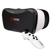 Wholesale Iphone Google Phone - VR BOX 3D Glasses google Cardboard smart phone inch 3.5-4.7