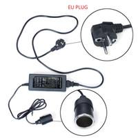 используемый инвертор оптовых-Автомобиль прикуривателя инвертор автомобильный адаптер инвертор 60W AC 220V к DC 12V 5A дома, используя слишком
