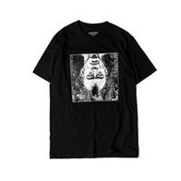 Wholesale Pleasures Women - R.I.P. Edison Character Printed Brand T shirt Men Women High Quality Cotton Summer Pleasures Mohicans Hip Hop Crossfit T shirts