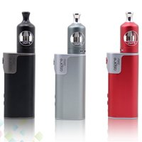 Original Aspire Zelos 50W Kit com 2ml Top Filling Nautilus 2 Tanque VW TC Built-in 2500mAh Li-Po Battery Zelos Mod DHL Grátis