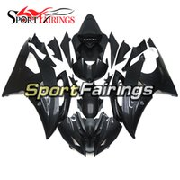 Wholesale Carbon Injection - Fairings For Yamaha YZF600 R6 08 - 15 Year 2008 2009 2010 2011 2015 Sportbike ABS Motorcycle Carbon Fiber Color Effect panels