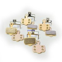 Wholesale Elixir Cr - SINTERED METALLIC MTB CYCLING DISC BRAKE PADS for AVID ELIXIR CR R Mag 1 3 5 7 9 and SRAM X.O XX World cup 4 PAIRS FREE SHIPPING