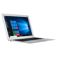 Wholesale Notebook Windows China - Jumper EZbook 2 A14 Laptop 14.1 Inch Windows 10 notebook computer 1920x1080 FHD Intel Cherry Trail Z8300 4GB 64GB ultrabook DHL shipping