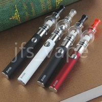 Wholesale Deluxe Atomizer - Dab Vape Dome Atomizer kit eVod Battey Globe Glass Tank Clearomizer Starter kit with Mirco USB Passthrough Dab Oil Shatter Deluxe Vape Kit