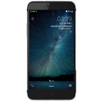 Wholesale Qwerty Zte Phones - Original ZTE Blade A2S 4G LTE Mobile Phone 3GB RAM 32GB ROM MT6753 Octa Core Android 6.0 5.2inch 2.5D Glass 13.0MP Fingerprint Cell Phone