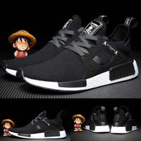 Wholesale Japan Famous Running - Drop Shipping Cheap Famous BOOST NMD XR1 x Mastermind Japan Mens Sports Running Shoes Size 5-11