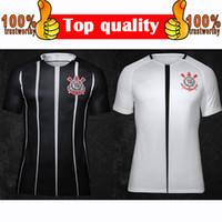 Wholesale Soccer Jersey Customized Yellow - 2017 Paulista home Soccer Jersey 2016 17 Paulista away Soccer Shirt Customized football uniform sales
